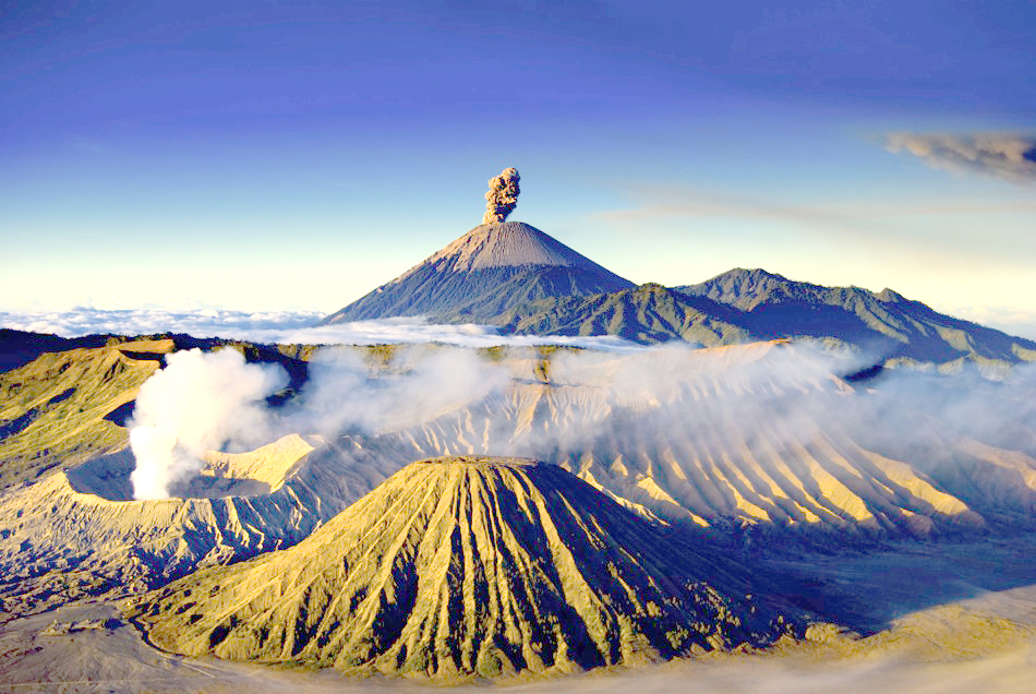Mount Bromo High Quality Background on Wallpapers Vista