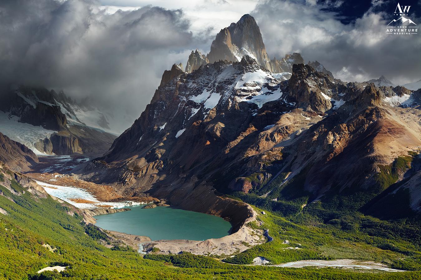 Amazing Mount Fitzroy Pictures & Backgrounds
