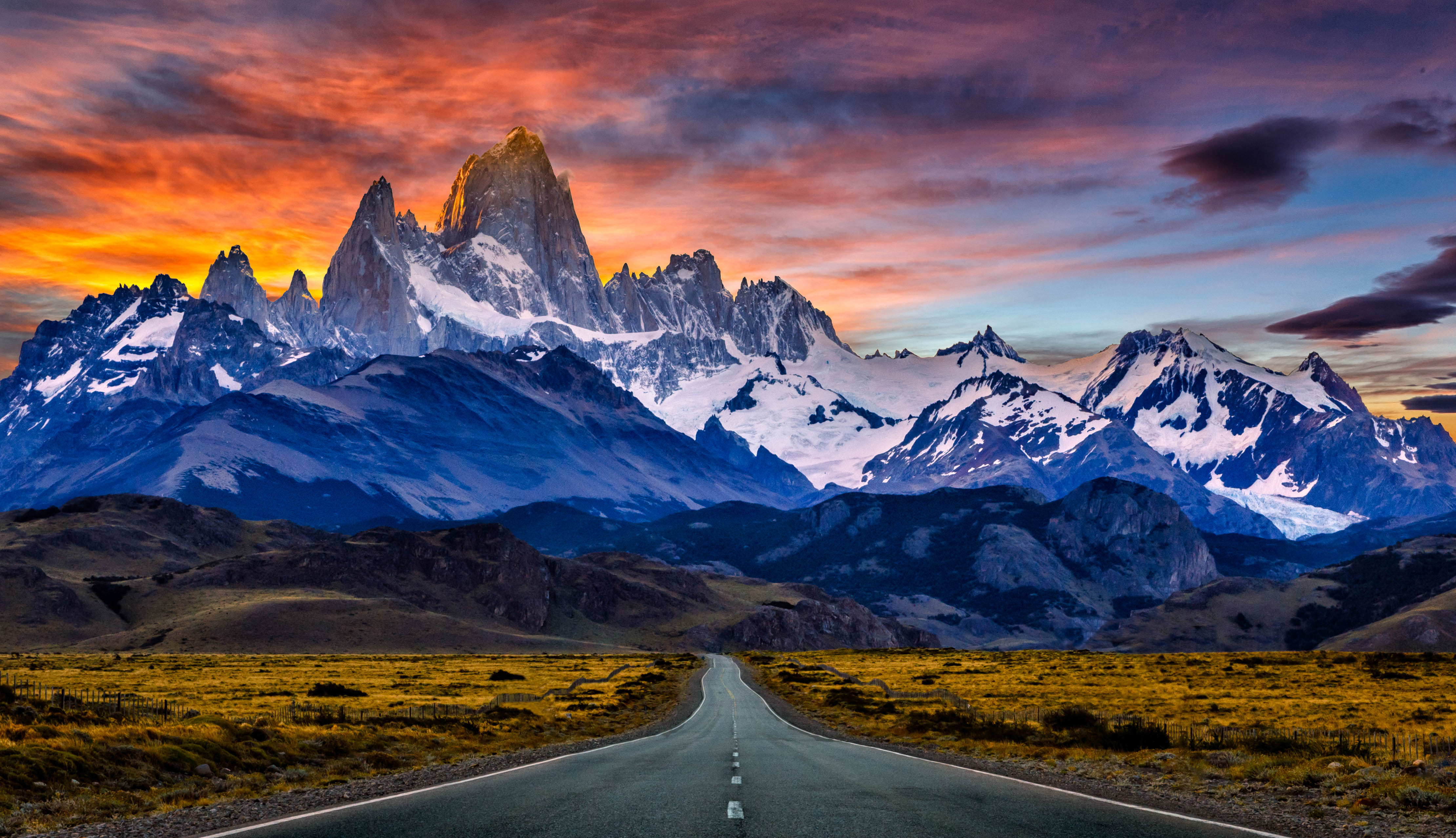 HQ Mount Fitzroy Wallpapers | File 2171.33Kb