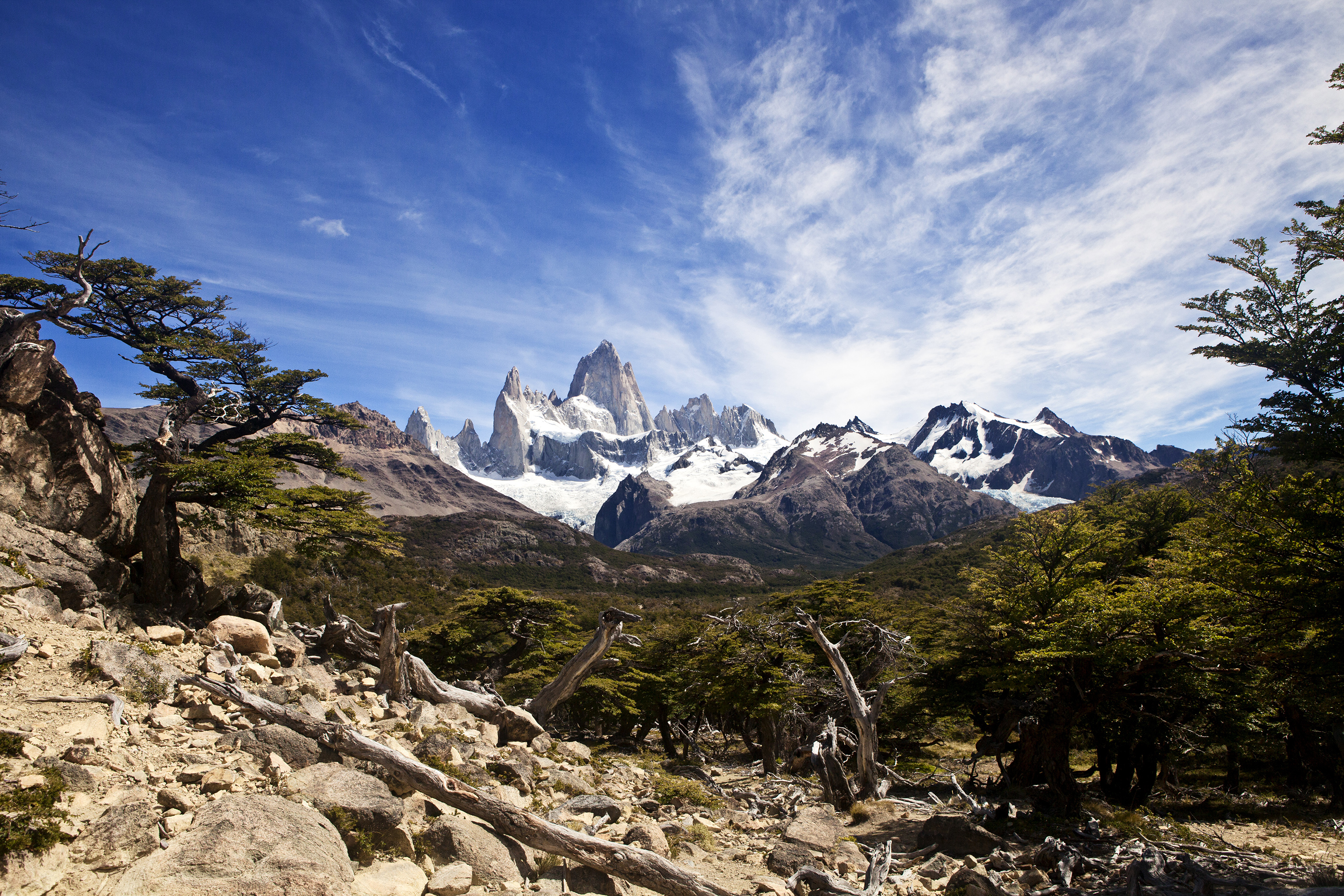 Nice wallpapers Mount Fitzroy 3000x2000px
