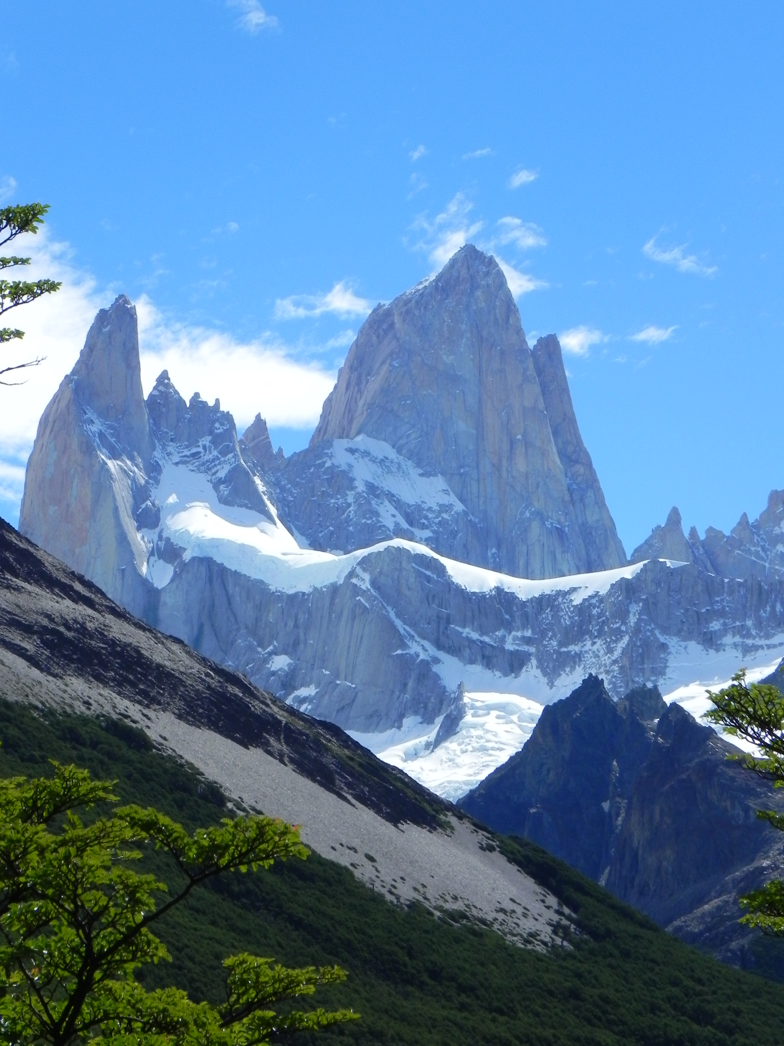 Mount Fitzroy Backgrounds on Wallpapers Vista