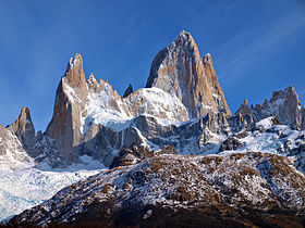 Mount Fitzroy High Quality Background on Wallpapers Vista