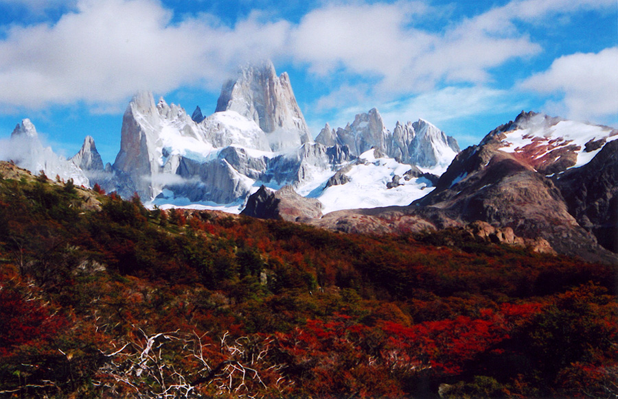 HQ Mount Fitzroy Wallpapers | File 291.6Kb