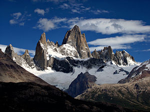 Images of Mount Fitzroy | 300x225