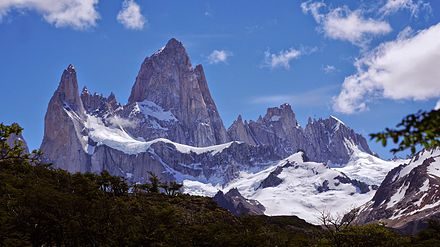 Images of Mount Fitzroy | 440x247