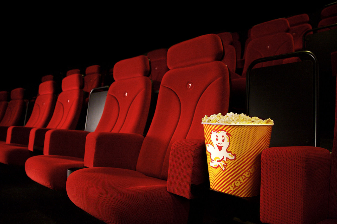 Nice wallpapers Movie Theater 1400x931px