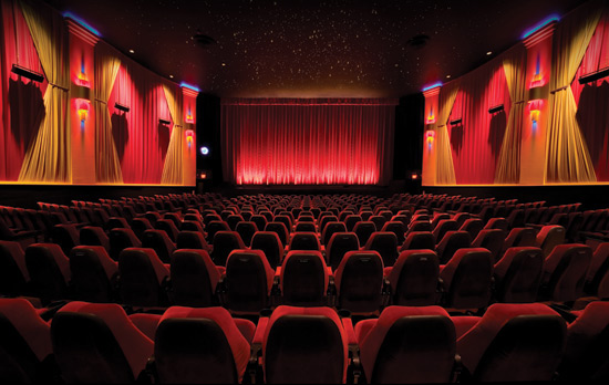 Nice wallpapers Movie Theater 550x348px