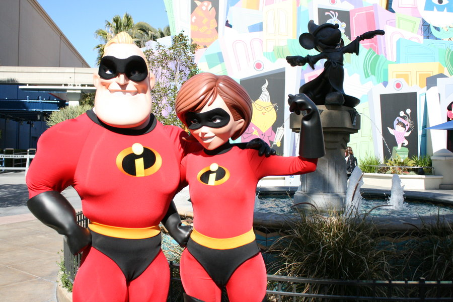 Mr And Mrs Incredible High Quality Background on Wallpapers Vista