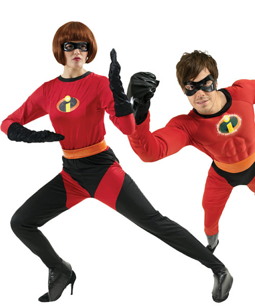 Amazing Mr And Mrs Incredible Pictures & Backgrounds