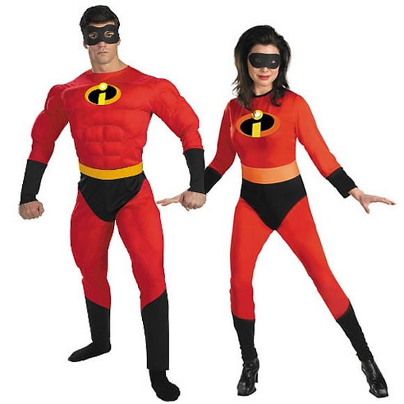 Images of Mr And Mrs Incredible | 580x580