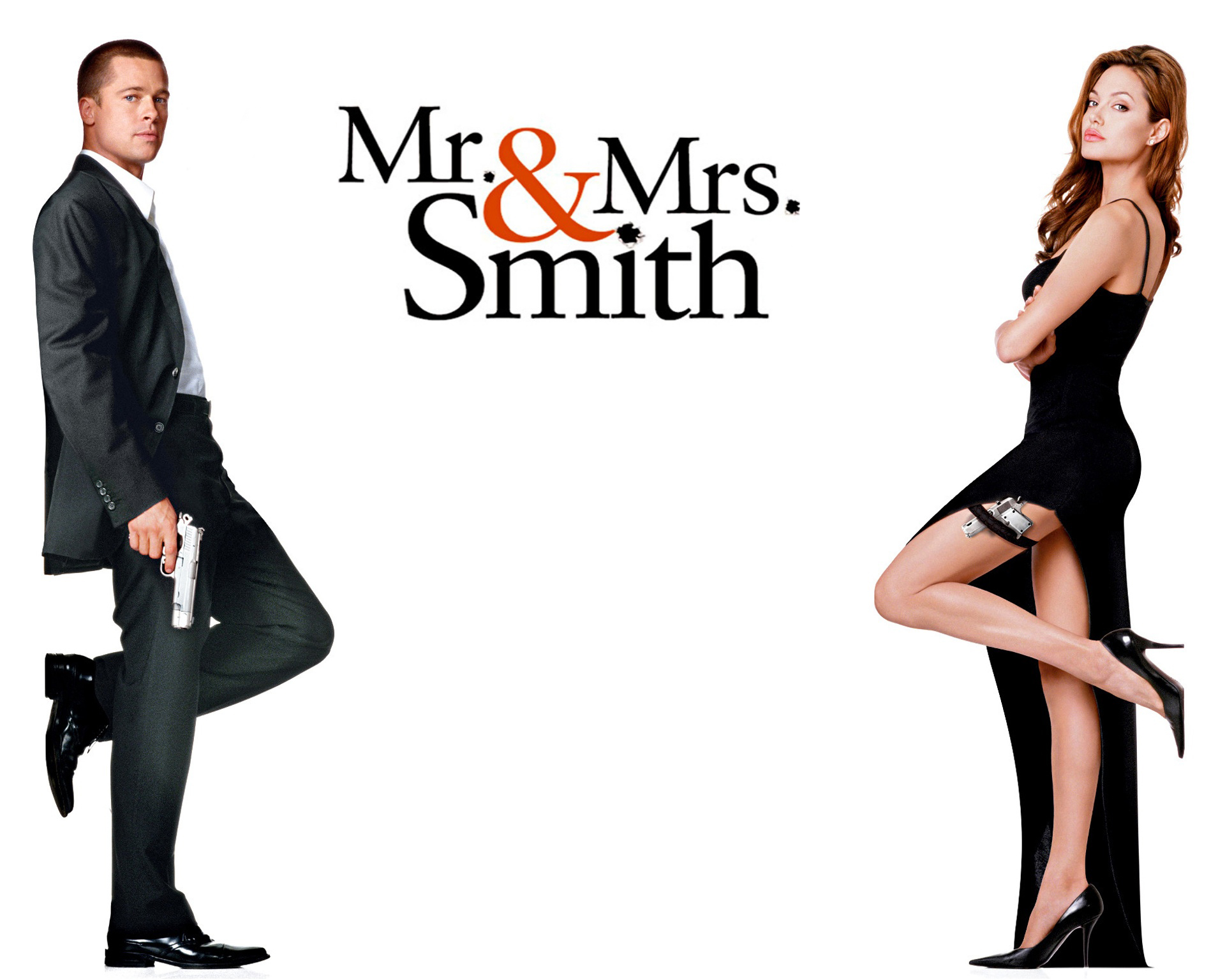 HQ Mr. & Mrs. Smith Wallpapers | File 545.32Kb