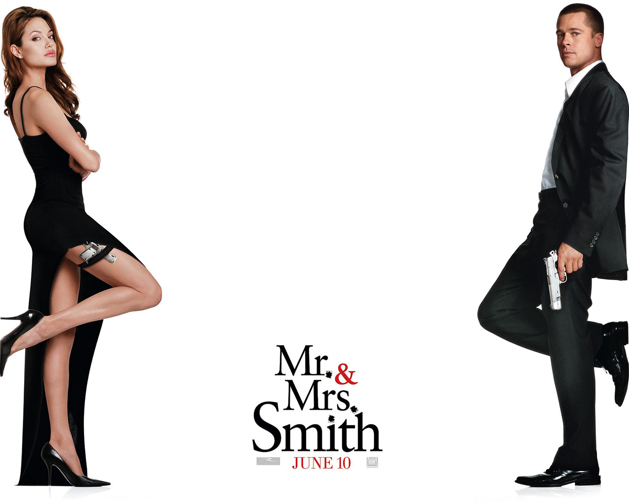 Mr Mrs Smith Wallpapers Movie Hq Mr Mrs Smith Pictures 4k Wallpapers 2019