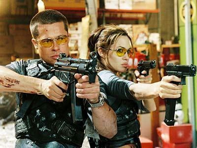 Mr. & Mrs. Smith Backgrounds on Wallpapers Vista