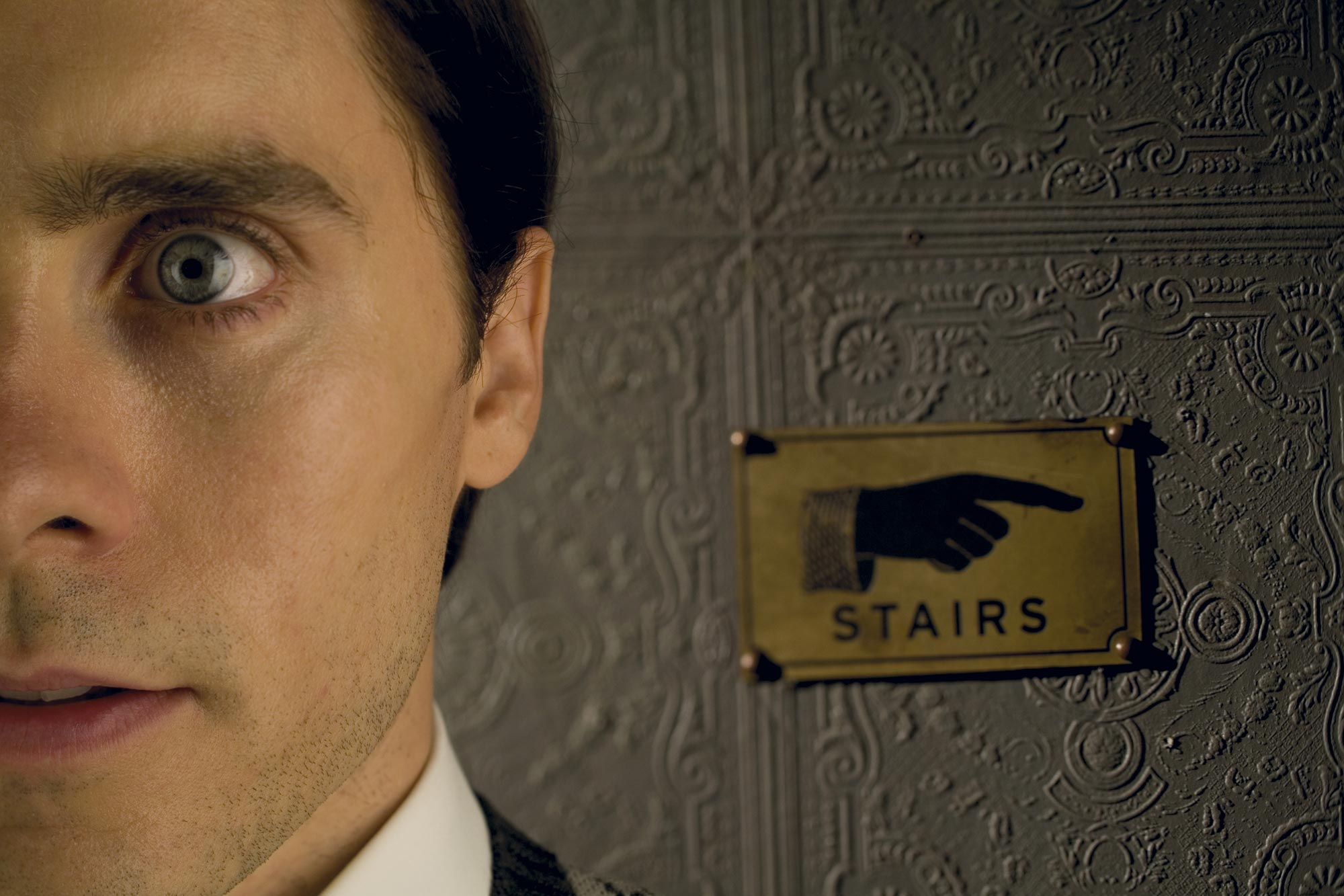 Nice Images Collection: Mr. Nobody Desktop Wallpapers
