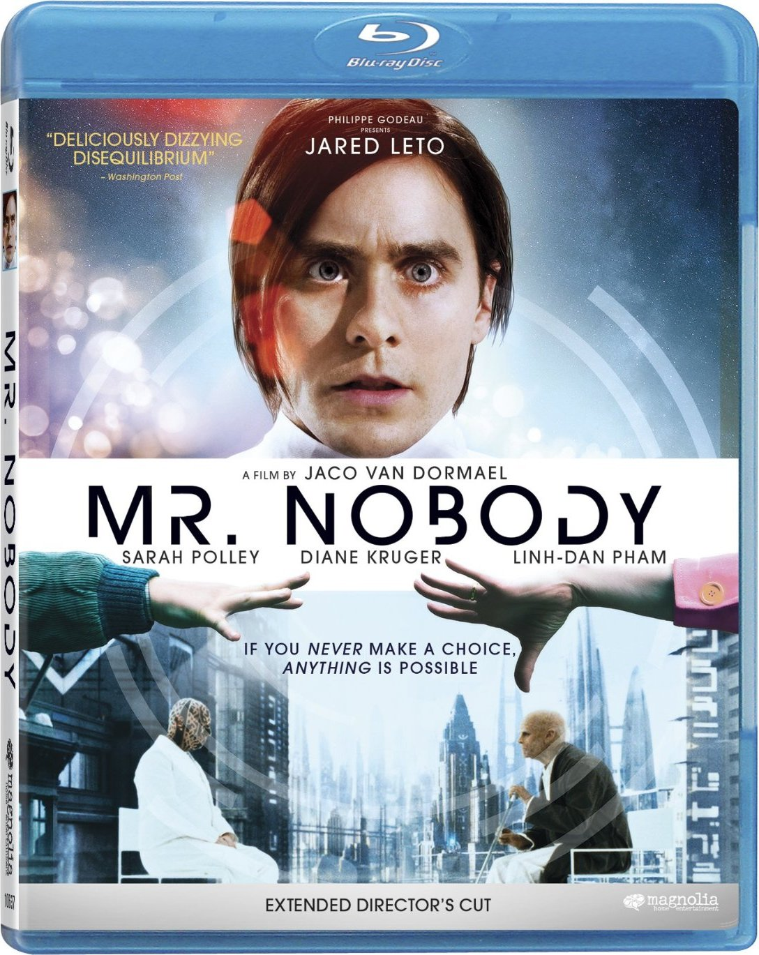 HD Quality Wallpaper | Collection: Movie, 1088x1369 Mr. Nobody
