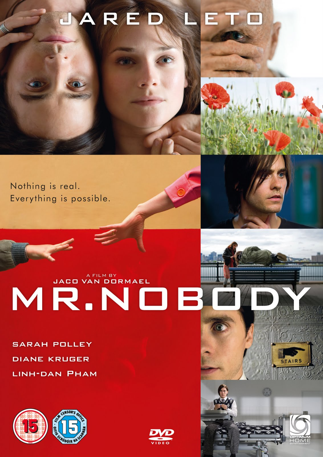 Nice wallpapers Mr. Nobody 1133x1600px