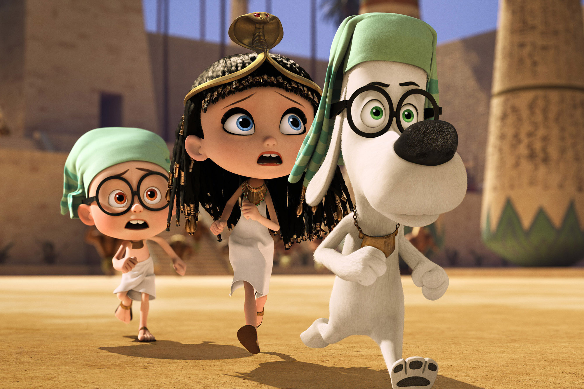 Mr. Peabody & Sherman HD wallpapers, Desktop wallpaper - most viewed