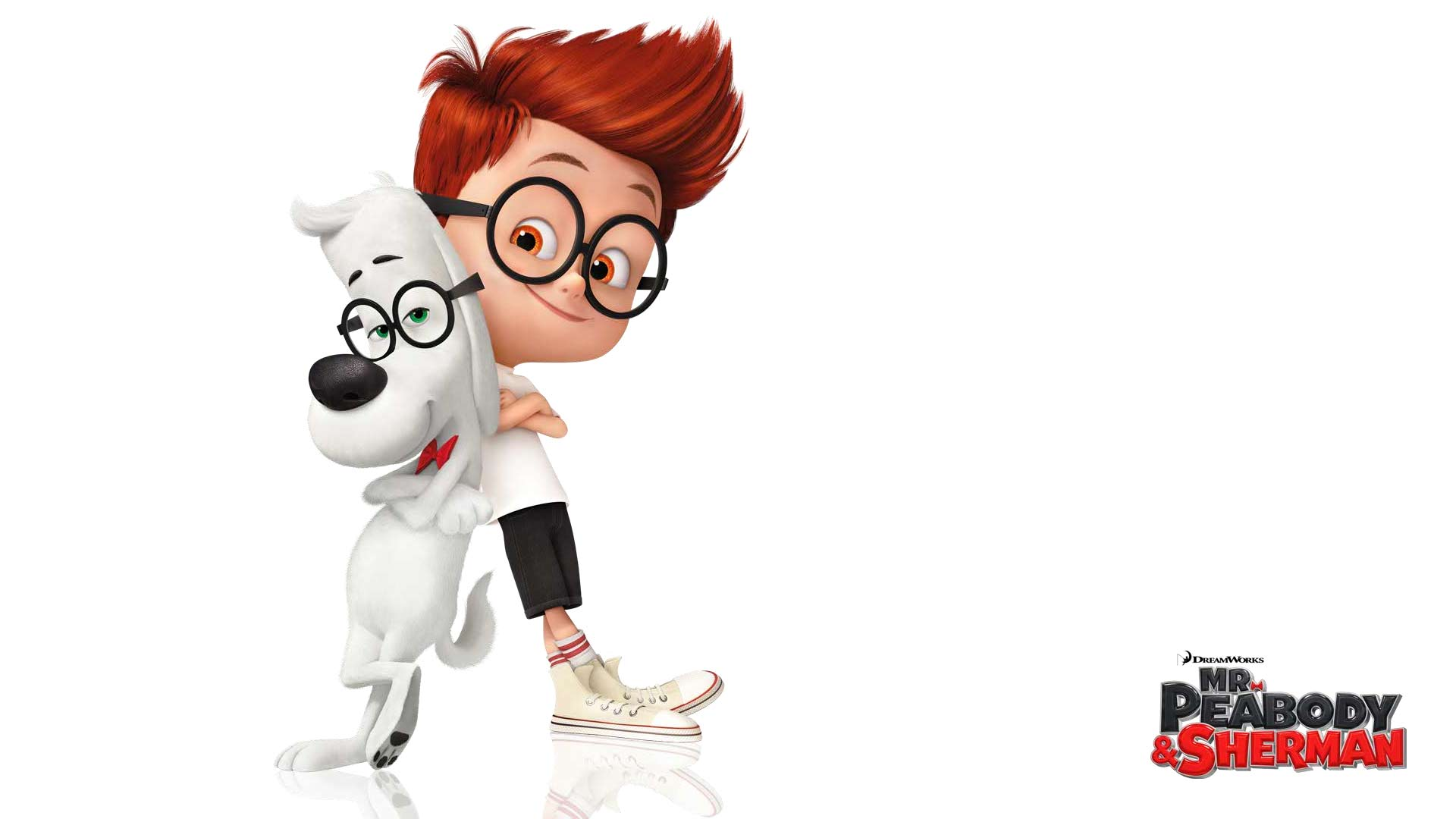 High Resolution Wallpaper | Mr. Peabody & Sherman 1920x1080 px