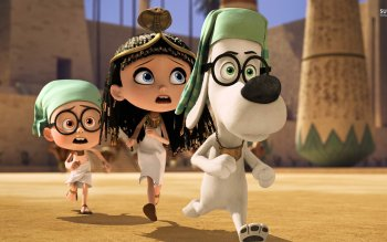 Mr. Peabody & Sherman Backgrounds, Compatible - PC, Mobile, Gadgets| 350x219 px