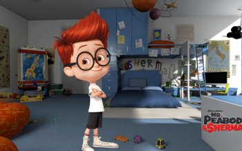 Nice wallpapers Mr. Peabody & Sherman 350x219px