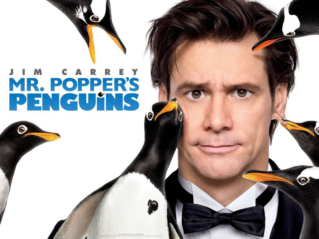 HQ Mr. Popper's Penguins Wallpapers | File 207.7Kb