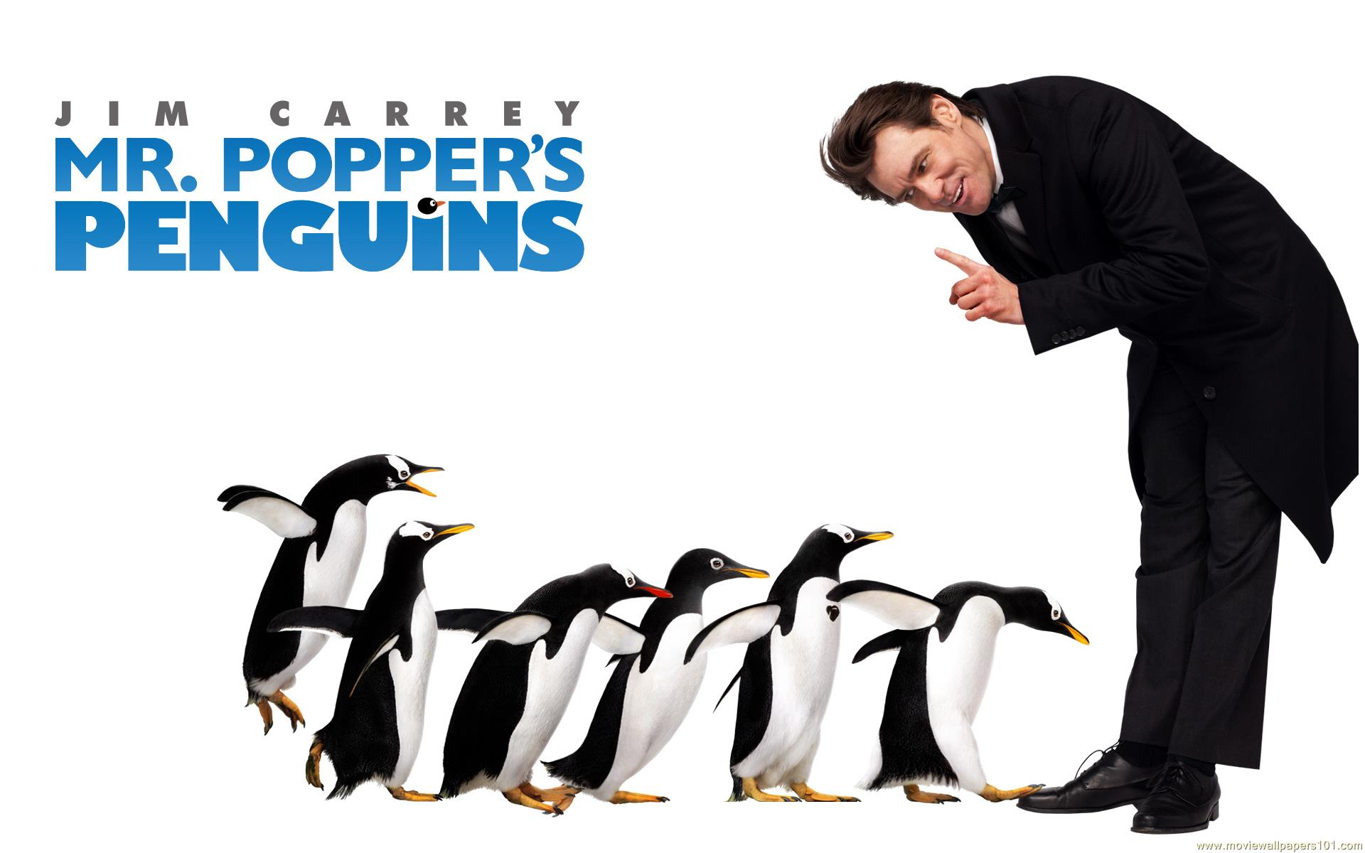 Images of Mr. Popper's Penguins | 1920x1200