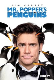 HD Quality Wallpaper | Collection: Movie, 182x268 Mr. Popper's Penguins