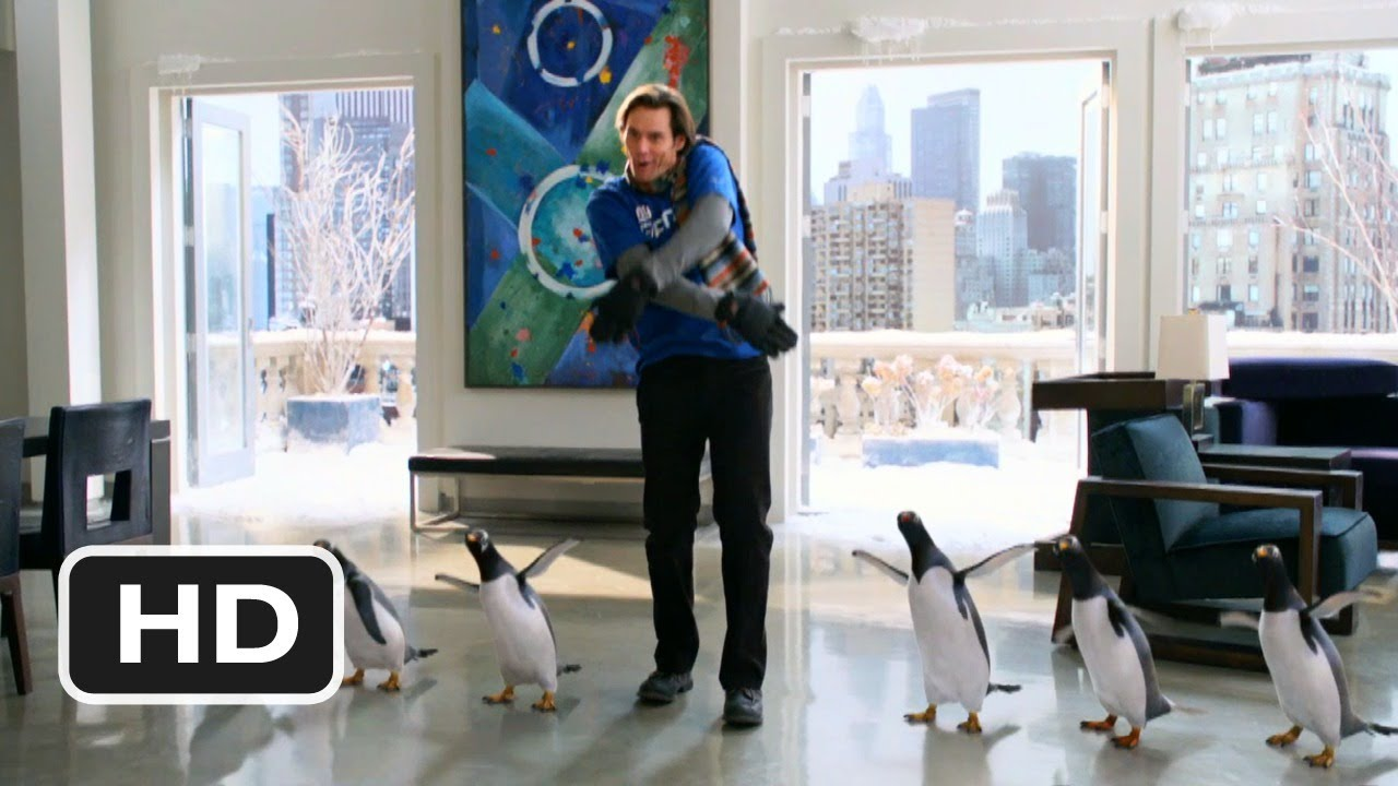 Nice wallpapers Mr. Popper's Penguins 1280x720px