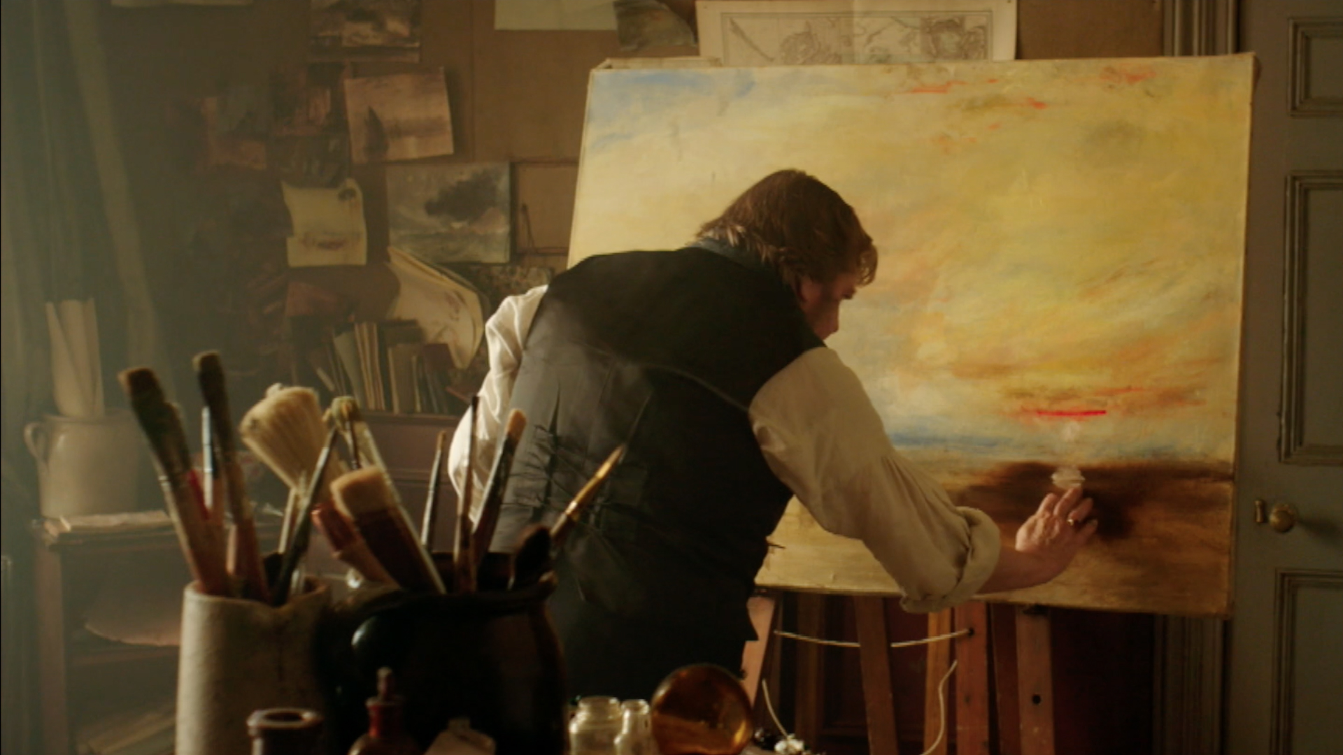 Nice wallpapers Mr. Turner 1920x1080px