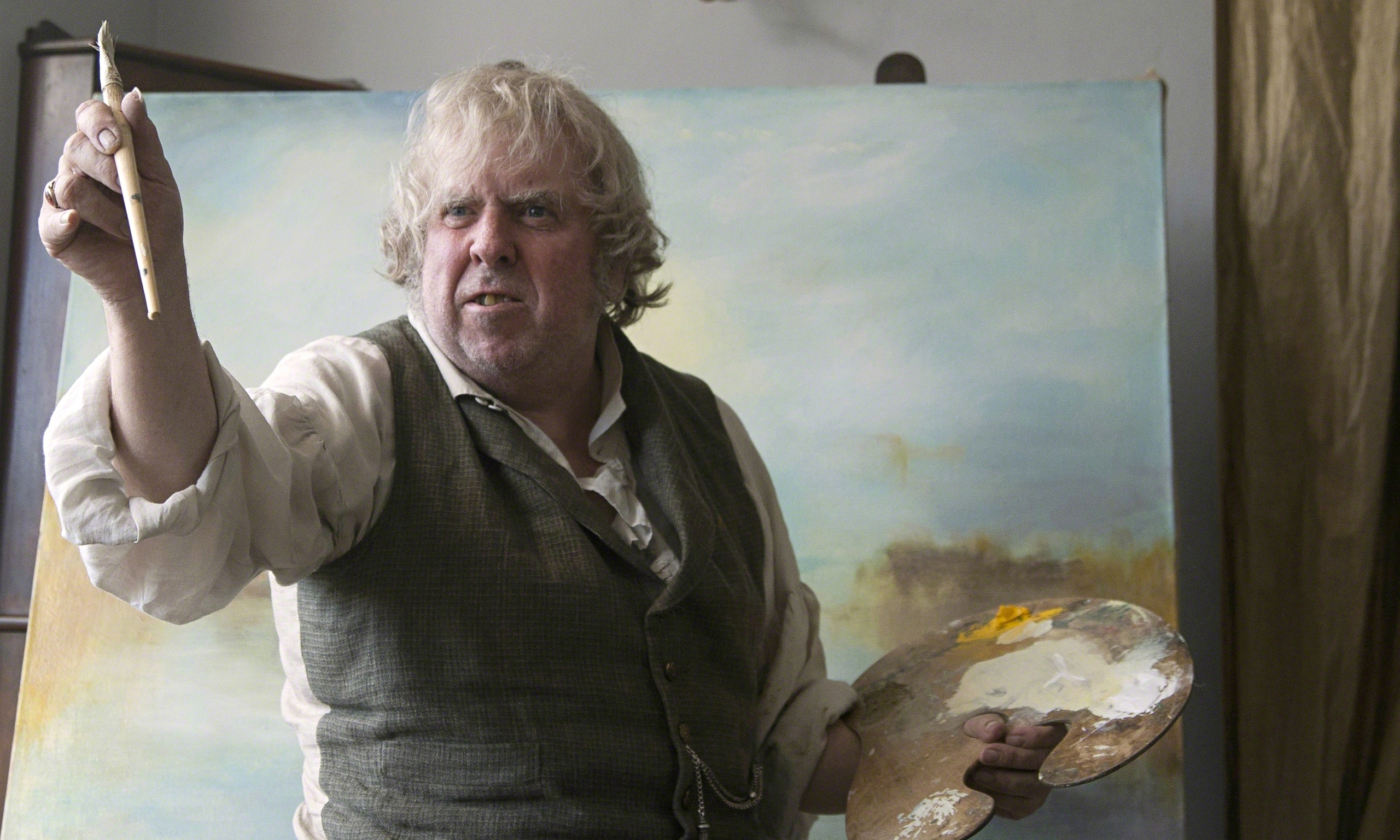 Amazing Mr. Turner Pictures & Backgrounds