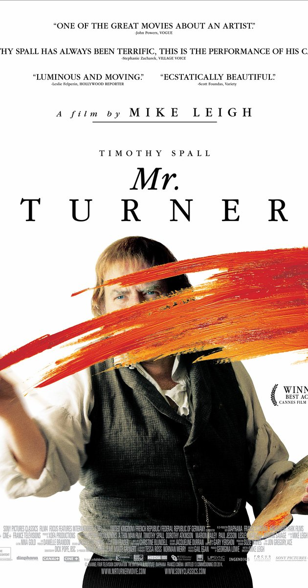 Nice Images Collection: Mr. Turner Desktop Wallpapers