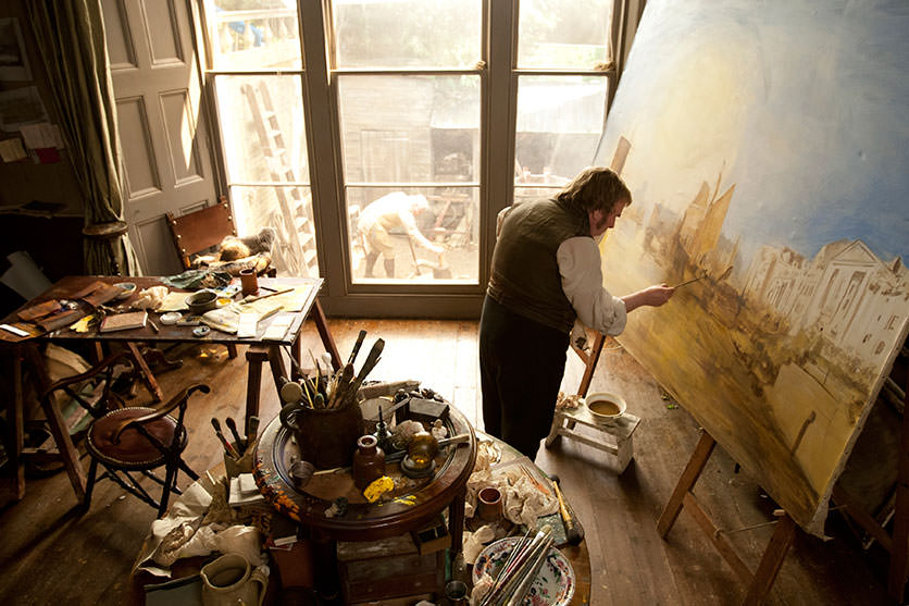HD Quality Wallpaper | Collection: Movie, 836x557 Mr. Turner