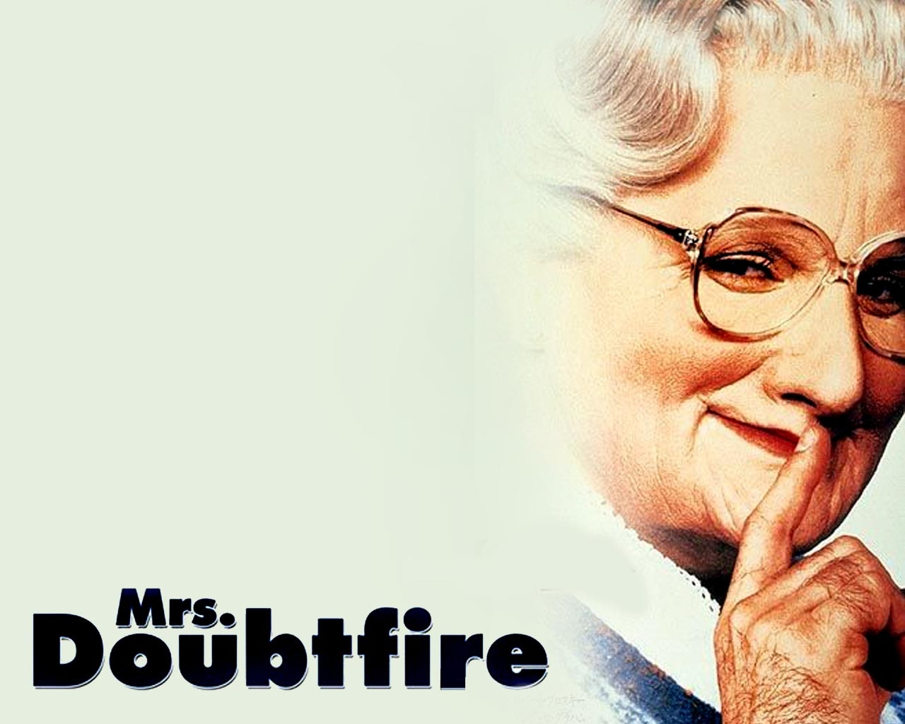 Mrs. Doubtfire High Quality Background on Wallpapers Vista