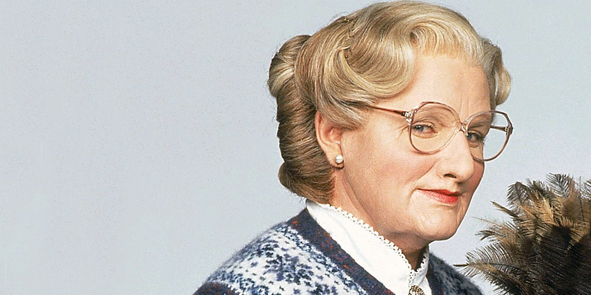 High Resolution Wallpaper | Mrs. Doubtfire 2048x1024 px