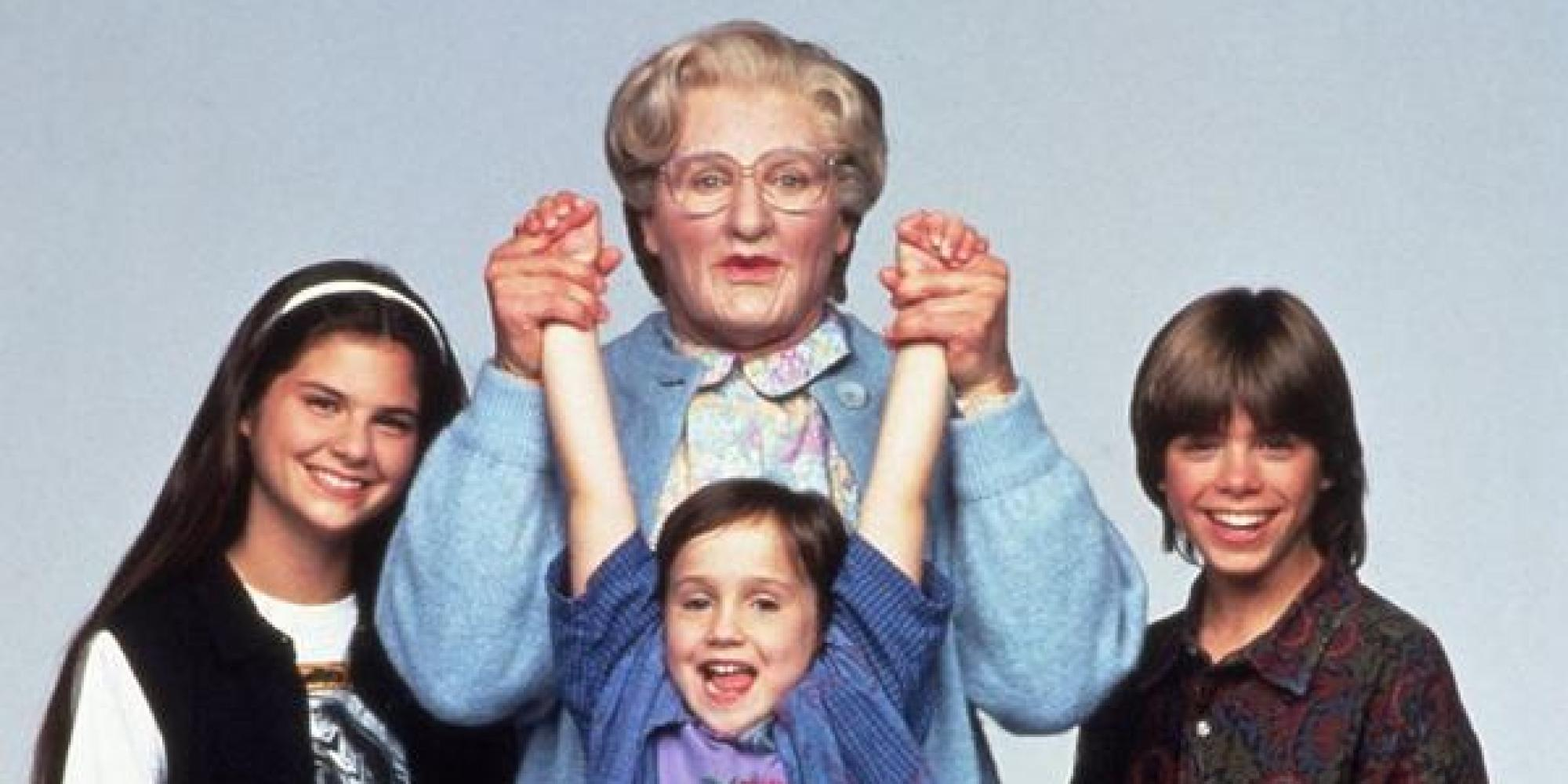 High Resolution Wallpaper | Mrs. Doubtfire 2000x1000 px