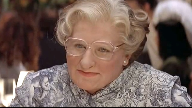 Nice wallpapers Mrs. Doubtfire 620x349px