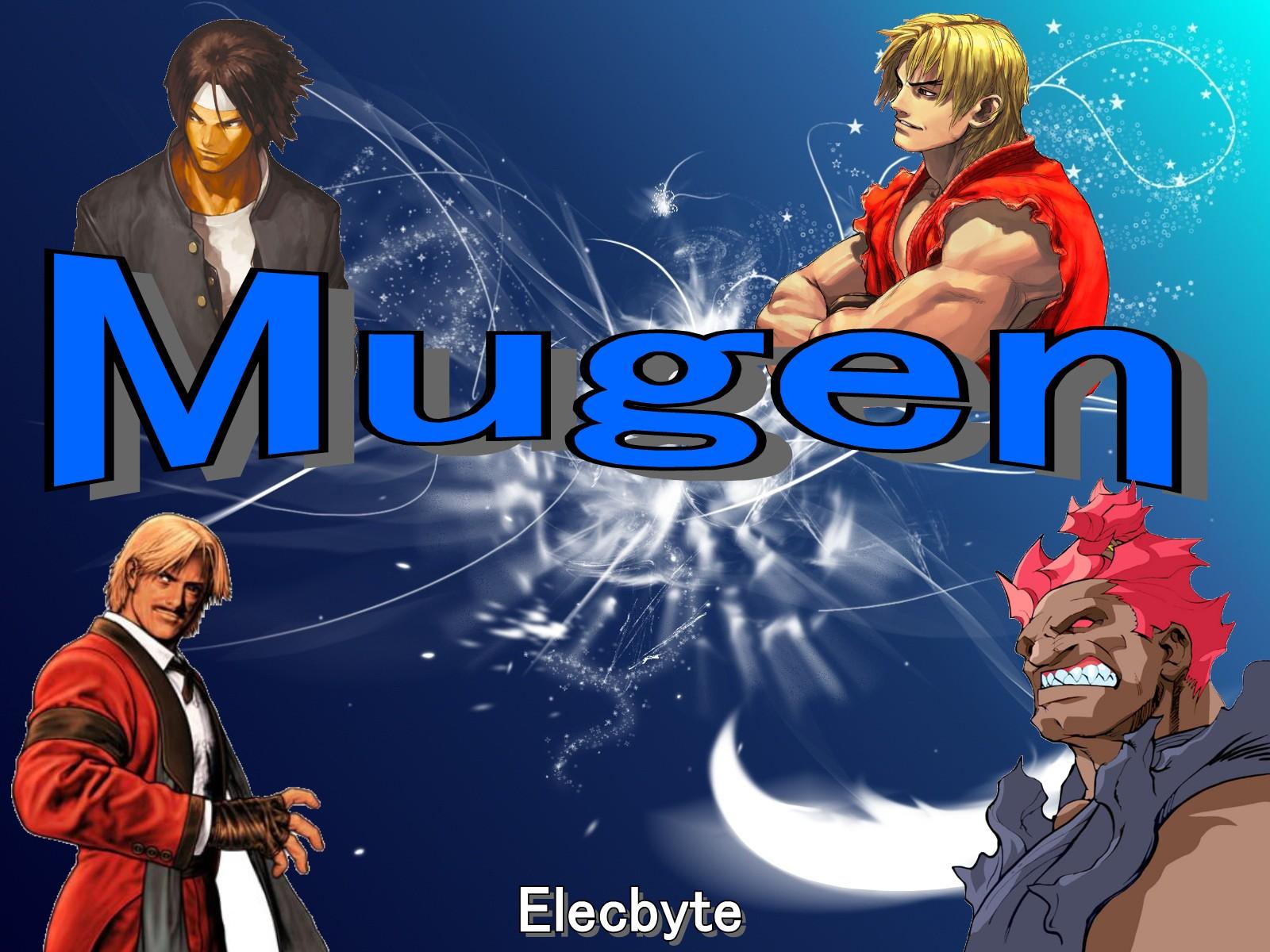 Images of M.U.G.E.N. | 1600x1200
