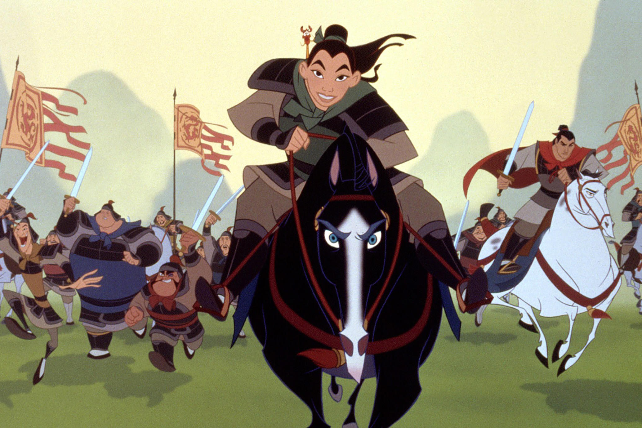 Mulan High Quality Background on Wallpapers Vista