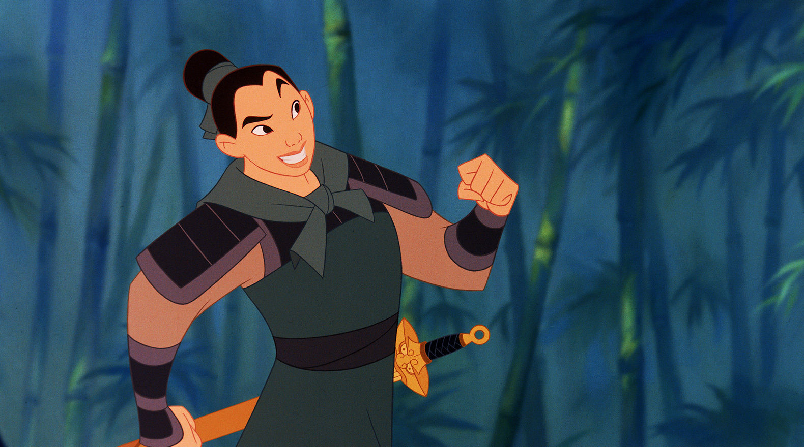 1580x880 > Mulan Wallpapers