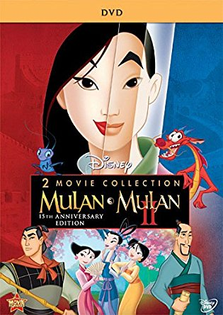 HQ Mulan II Wallpapers | File 46.59Kb