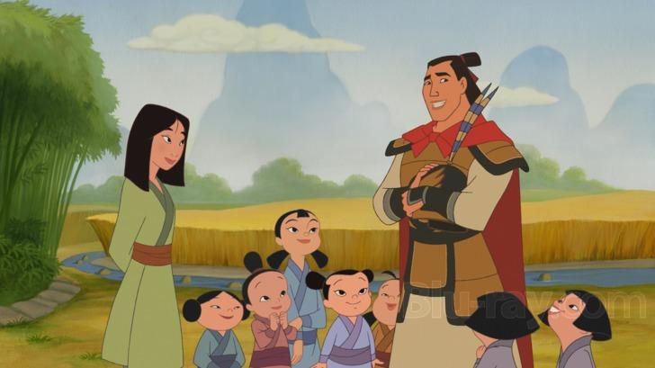 Images of Mulan II | 728x409