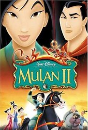 HD Quality Wallpaper | Collection: Cartoon, 182x268 Mulan II