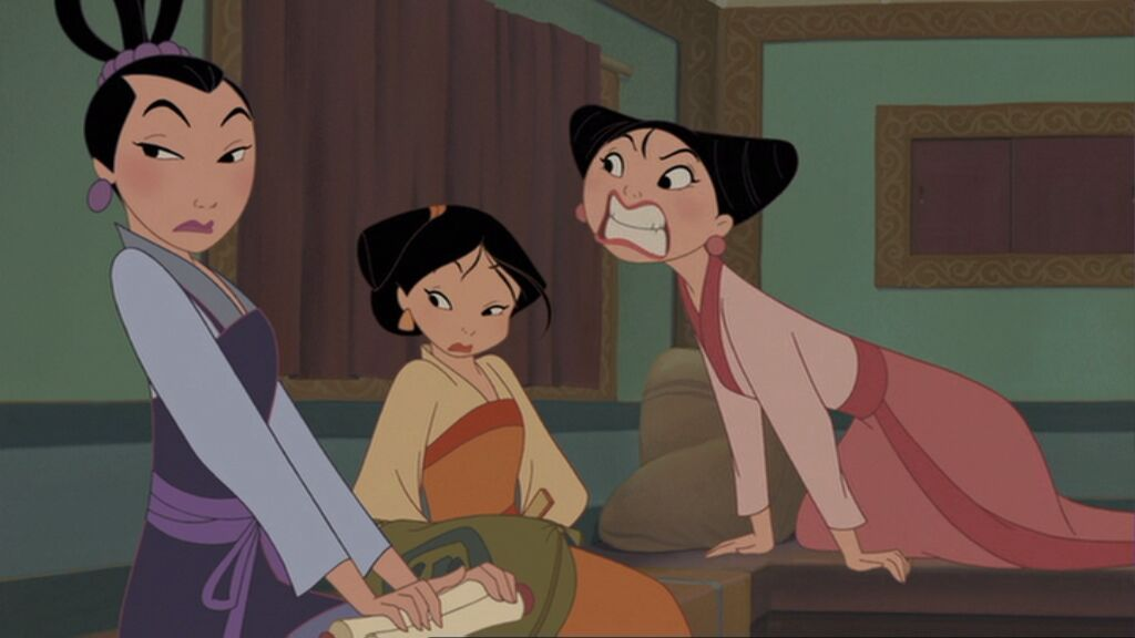 High Resolution Wallpaper | Mulan II 1024x576 px
