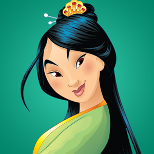 300x300 > Mulan Wallpapers