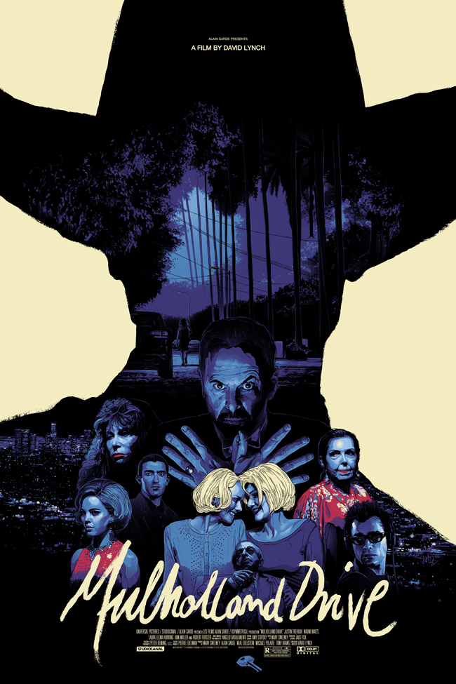 Images of Mulholland Drive | 650x975