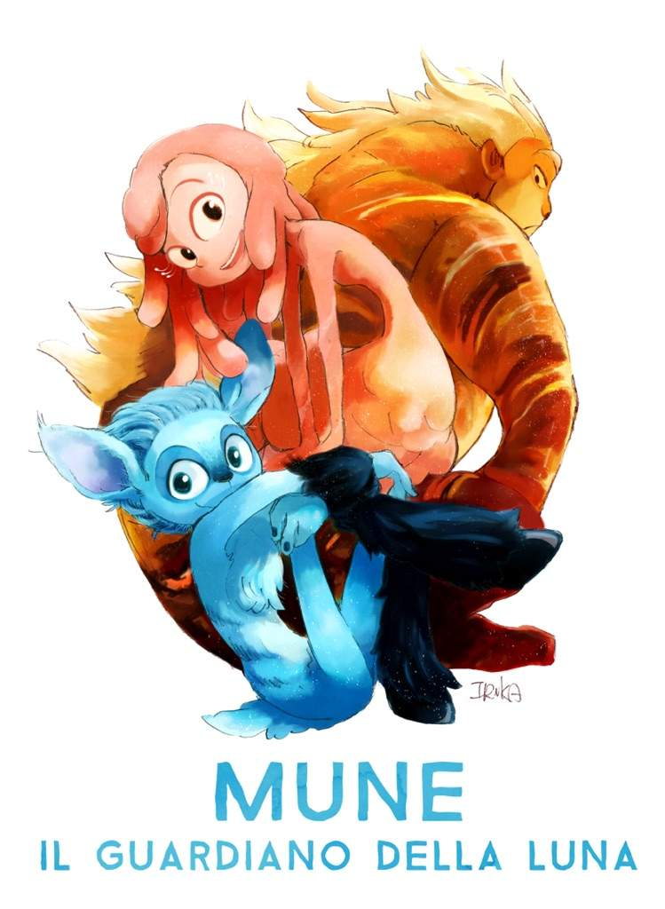 Images of Mune: Guardian Of The Moon | 749x1024