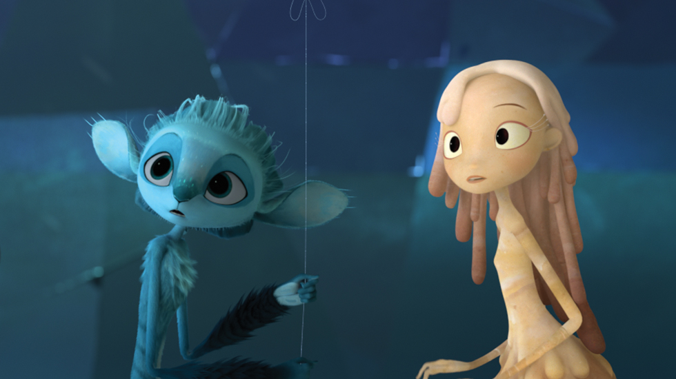 Nice Images Collection: Mune: Guardian Of The Moon Desktop Wallpapers