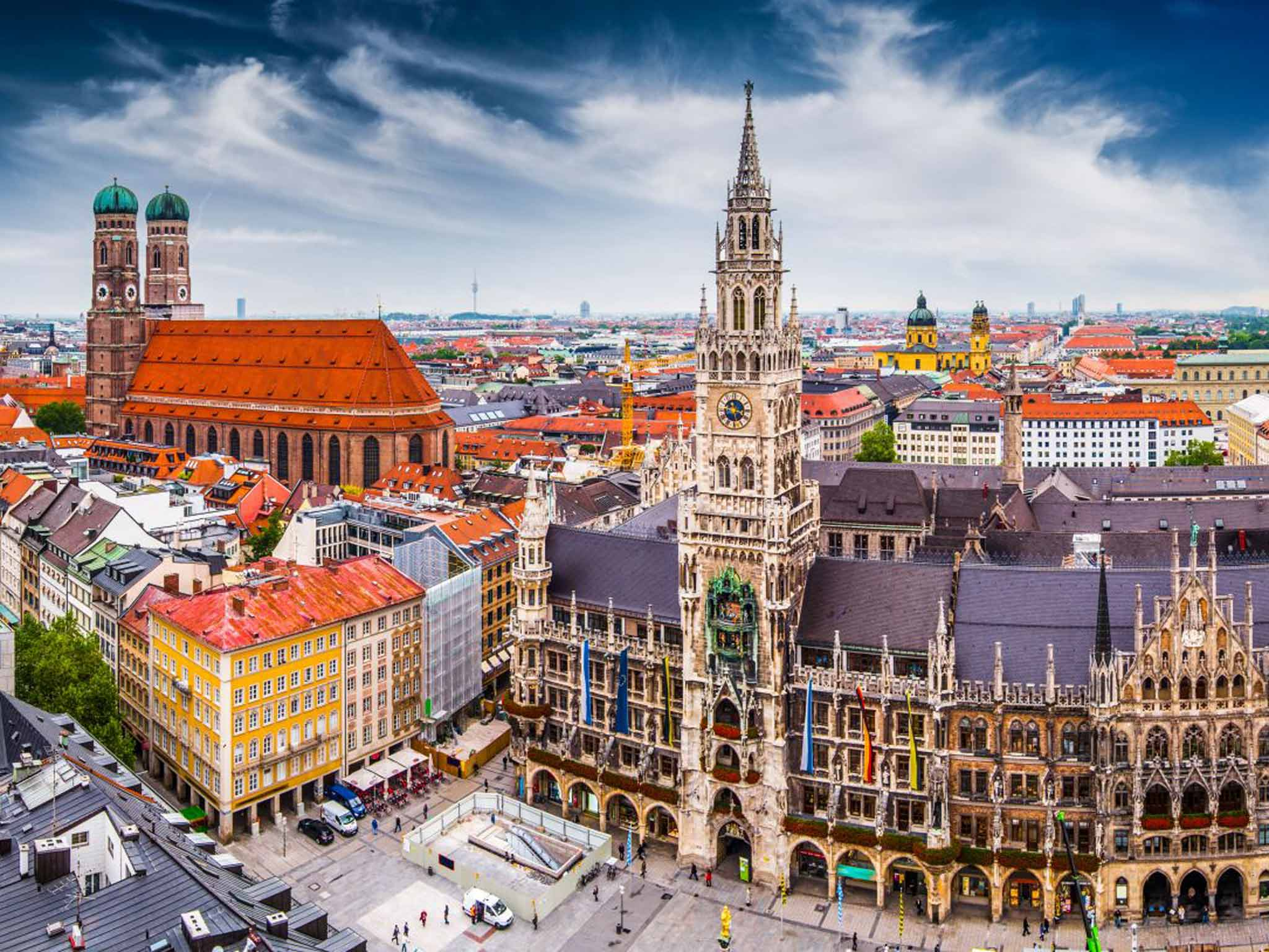 Munich High Quality Background on Wallpapers Vista