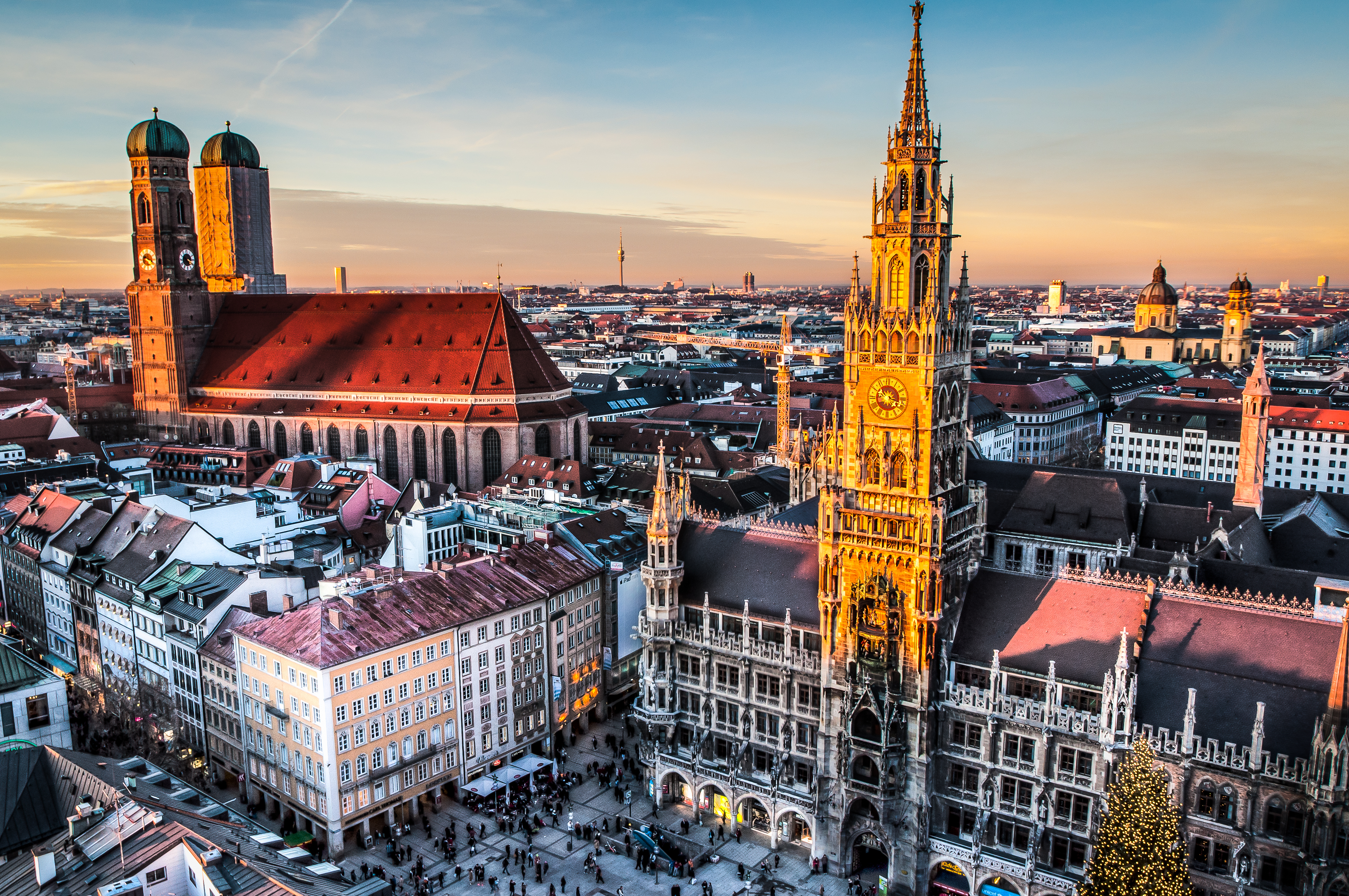Munich Pics, Man Made Collection