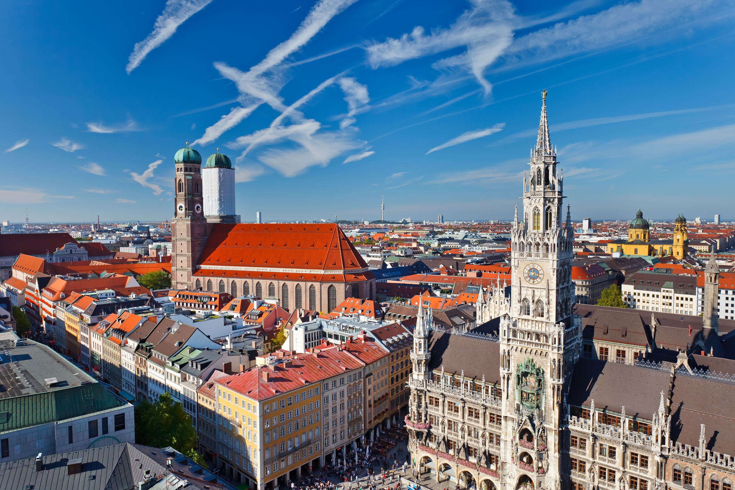 Nice Images Collection: Munich Desktop Wallpapers